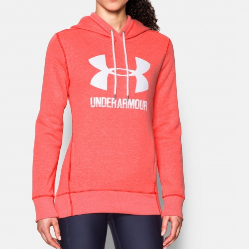 Clothing - Under Armour Favorite Fleece Pullover | fitness