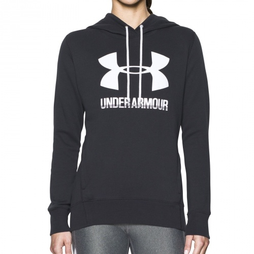 Clothing - Under Armour Favorite Fleece Pullover Hoodie 2360 | Fitness