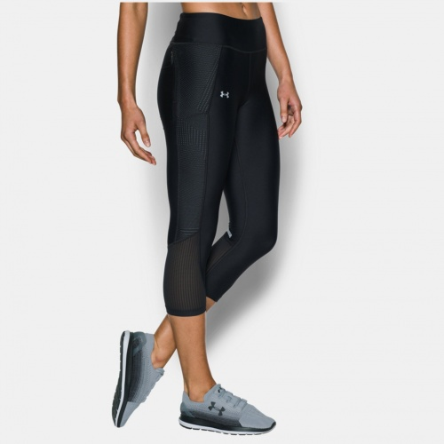 Image of: under armour - Fly-By Printed Capri