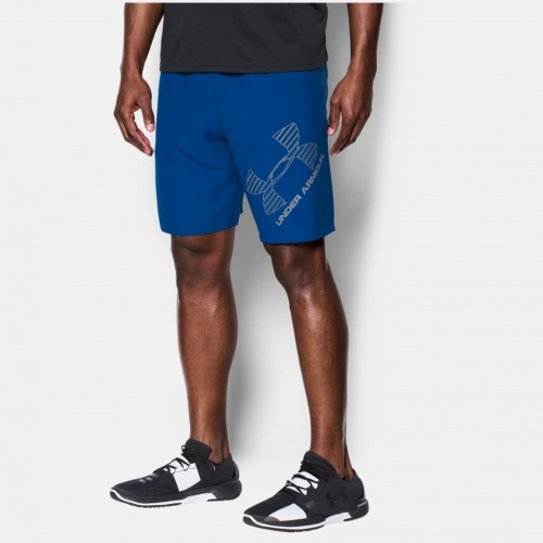 - Under Armour Graphic Woven Shorts |