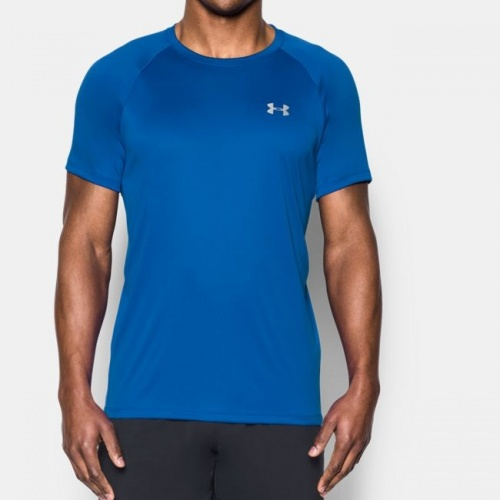 Clothing - Under Armour Heat Gear Run T-Shirt | fitness