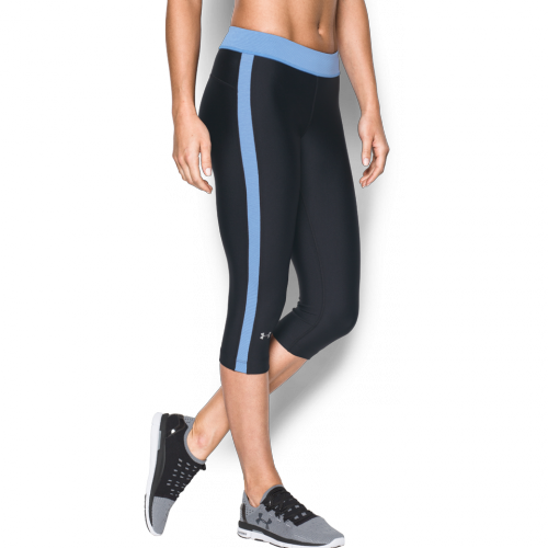 Clothing - Under Armour HeatGear Armour 18 Sport Capris 5634 | Fitness