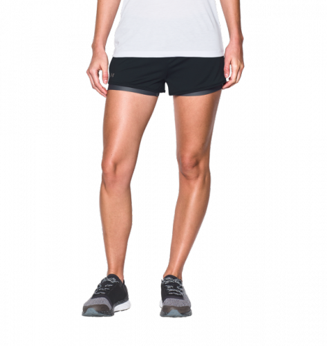 Image of: under armour - HeatGear Armour 2in1 Shorty