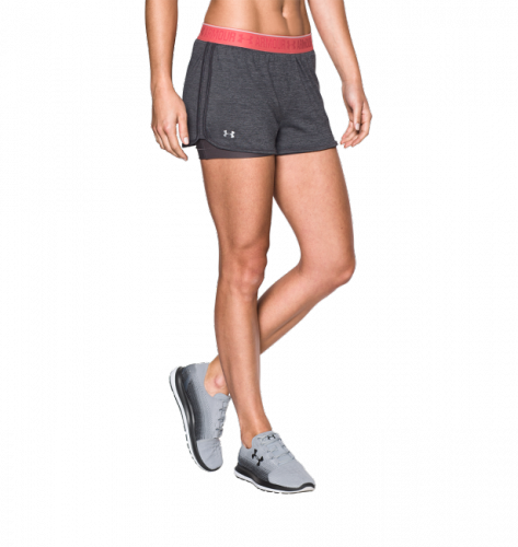 Clothing - Under Armour HeatGear Armour 2in1 Shorty | fitness