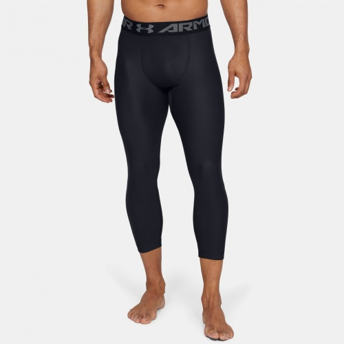 Clothing - Under Armour HeatGear Armour 3/4 Leggings 9574 | Fitness