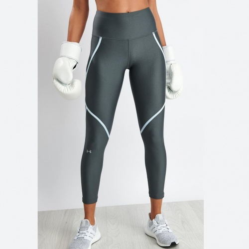 Clothing - Under Armour HeatGear Armour Edgelit Ankle Crop 8995 | Fitness