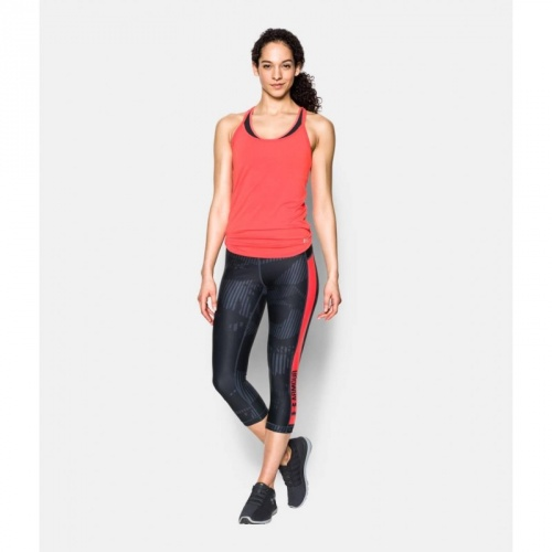 Image of: under armour - HeatGear Printgrap Capri