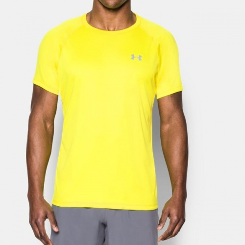 Clothing - Under Armour HeatGear Run T-Shirt 9681 | Fitness