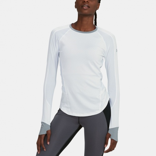 Clothing - Under Armour HexDelta Long Sleeve Shirt | fitness