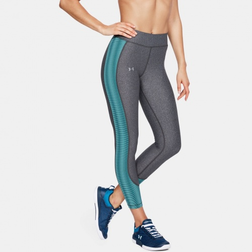 Clothing - Under Armour HG Armour Ankle Crop Q1 Capris 5430 | Fitness