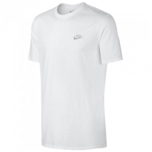 Clothing - Nike M NSW TEE CLUB EMBRD FTRA T-SHIRT | Fitness