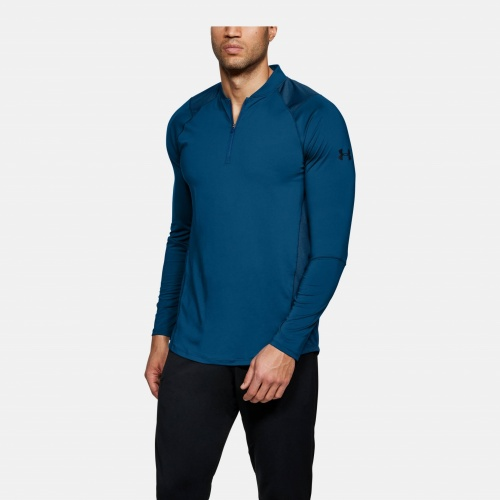 Clothing - Under Armour MK-1 1/4 Zip Shirt | fitness
