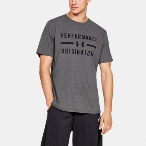 Clothing - Under Armour Performance Originators Short Sleeve 9591 | Fitness