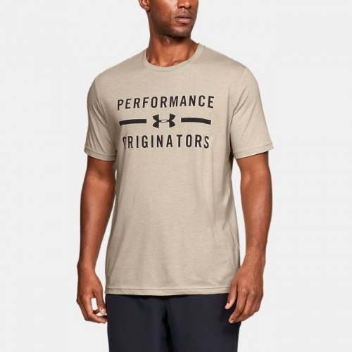 Clothing - Under Armour Performance Originators Short Sleeve 9591 | Fitness