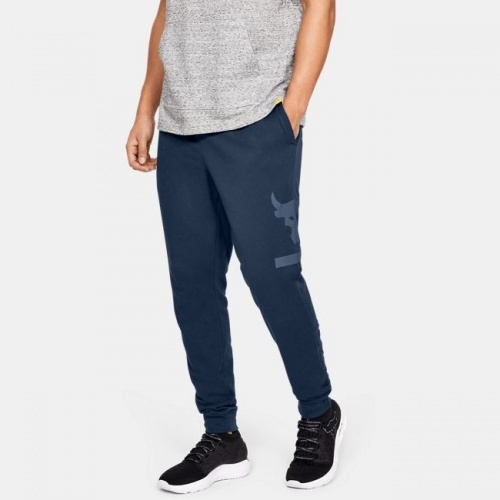 Clothing - Under Armour Project Rock Terry Joggers 5820 | Fitness