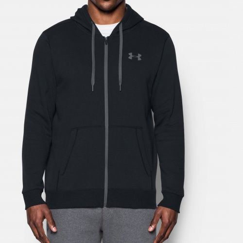 Image of: under armour - Rival Fleece Fitted Hoodie