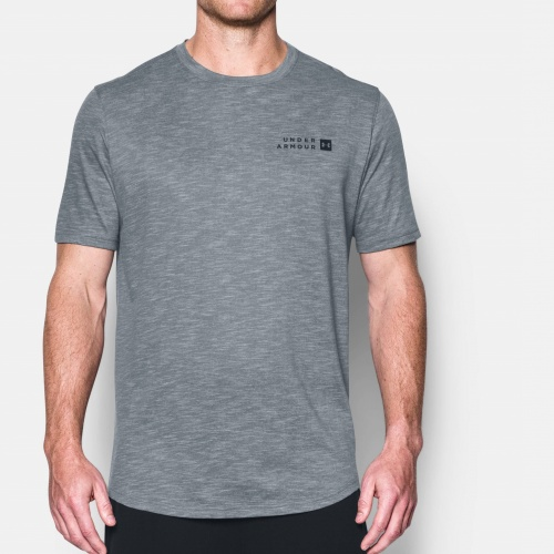 - Under Armour Sportstyle Core Shirt |
