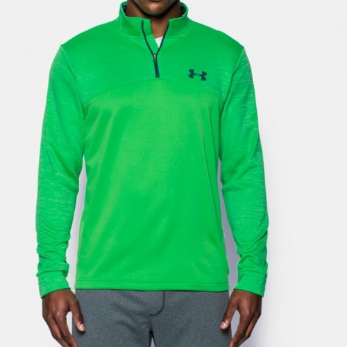 Clothing - Under Armour Storm Icon 1/4 Zip Fleece 6334 | Fitness