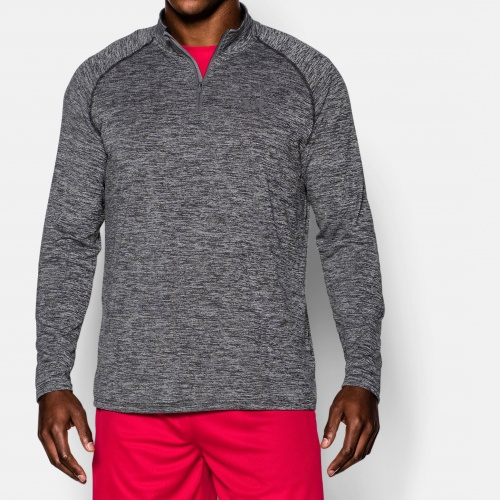 Image of: under armour - Tech 1/4 Zip Long Sleeve Shi