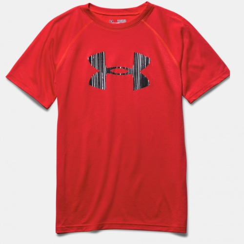 Clothing - Under Armour Tech Big Logo T-Shirt | fitness