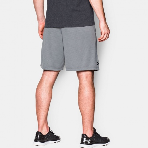 Under Armour UA Men/'s Heat Gear Tech Mesh Athletic Running Gym Shorts 1271940