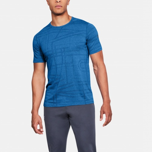 Clothing - Under Armour Threadborne Elite T-Shirt 5766 | Fitness