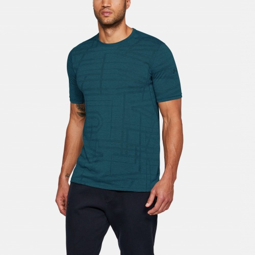 Clothing - Under Armour Threadborne Elite T-Shirt | fitness