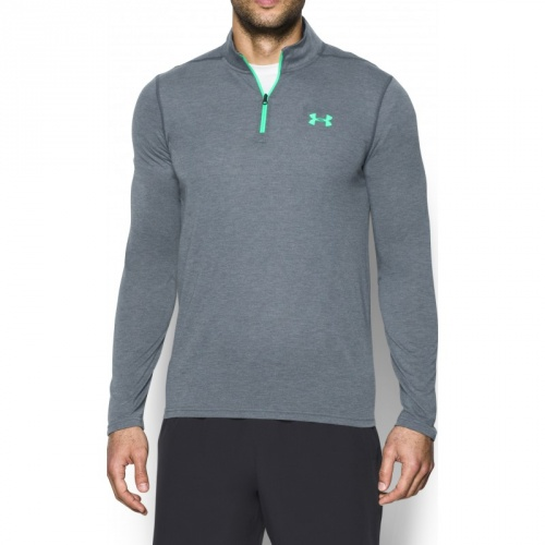 Image of: under armour - Threadborne Fitted 1/4 Zip