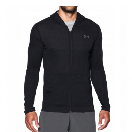 Image of: under armour - Threadborne Fitted Full Zip Hoodie 0301