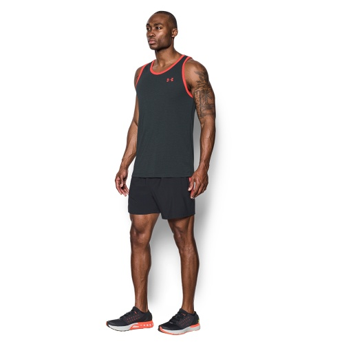 Clothing - Under Armour Threadborne Tank Top 9616 | Fitness