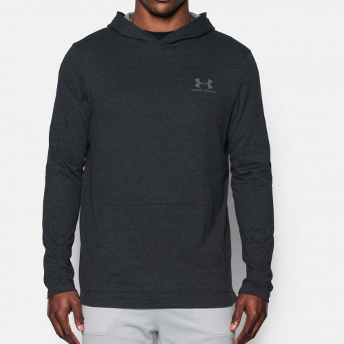 Clothing - Under Armour Tri-Blend Hoodie | fitness