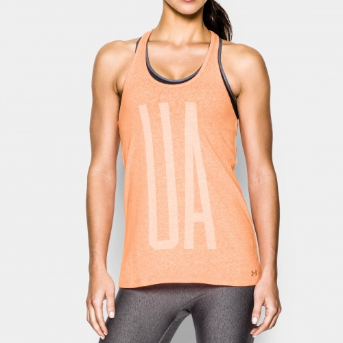 Clothing - Under Armour Tri-Blend UA Tank | fitness
