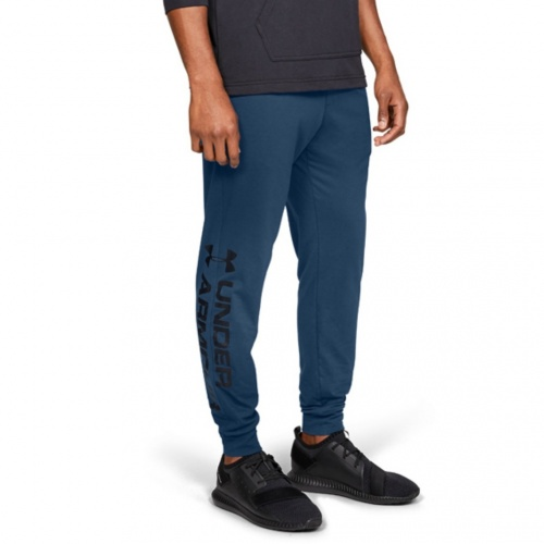 Clothing - Under Armour UA Sportstyle Cotton Graphic Joggers | Fitness