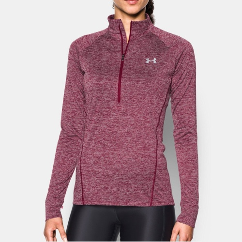 Clothing - Under Armour UA Tech 1/2 Zip Twist | fitness