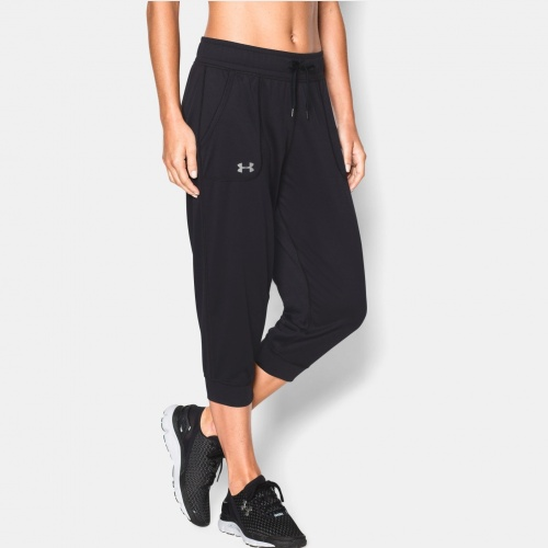 Clothing - Under Armour UA Tech Capris 3497 | Fitness
