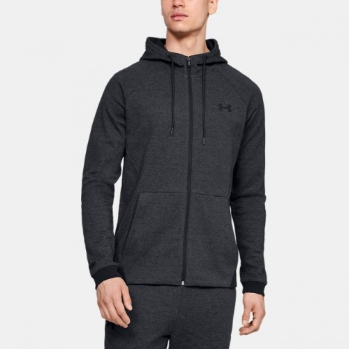 Clothing - Under Armour Unstoppable Double Knit Full Zip 0722 | Fitness