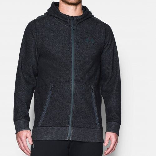 Image of: under armour - Varsity Full Zip Hoodie