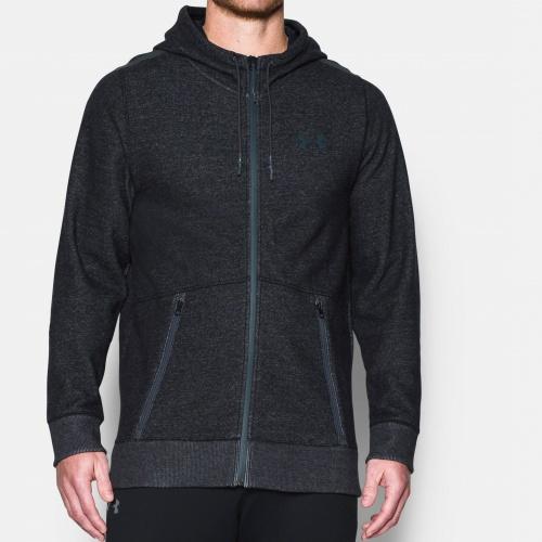 Clothing - Under Armour Varsity Full Zip Hoodie | fitness