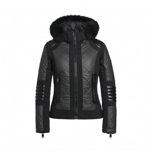 Image of: goldbergh - Allegra Real Fur Jacket