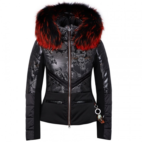 Image of: sportalm - Boondock Jacket with Fur