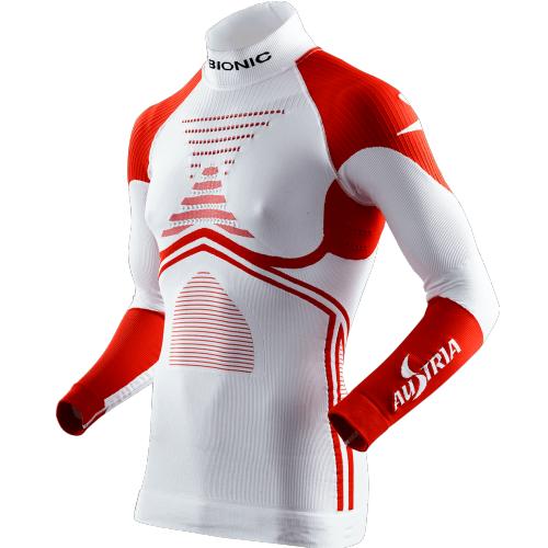 Function Wear - X-bionic EVO Patriot Shirt   Snowwear