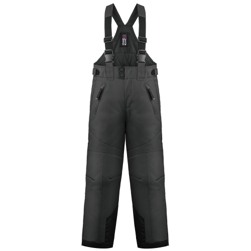 Image of: poivre blanc - JR Boy Ski Bib Pants
