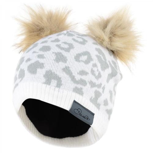 Image of: dare2b - MERRYMAKE HAT SNOW LEOPARD
