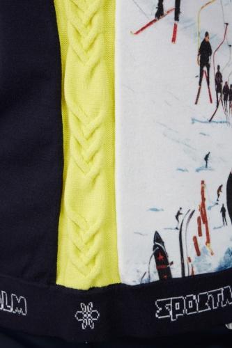 2nd Layer -  sportalm Mocking Sweater