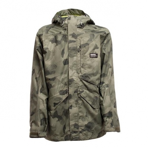 Image of: bonfire - Vector Jacket
