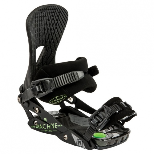 Snowboard Bindings - Nitro MACHINE | snowboard