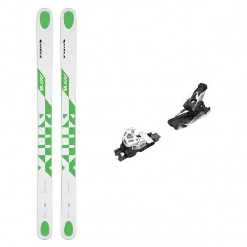Ski - Kastle BMX108 + K 13 Attack | Ski