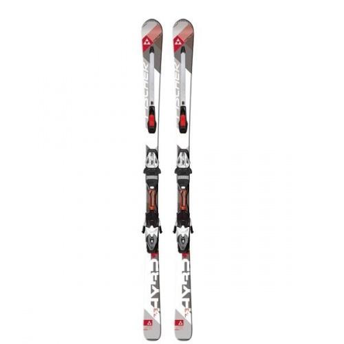 Ski - Fischer Hybrid 7.3 + RS 11 | Ski