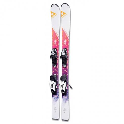 Ski - Fischer KOA Jr. SLR + FJ4 AC | Ski