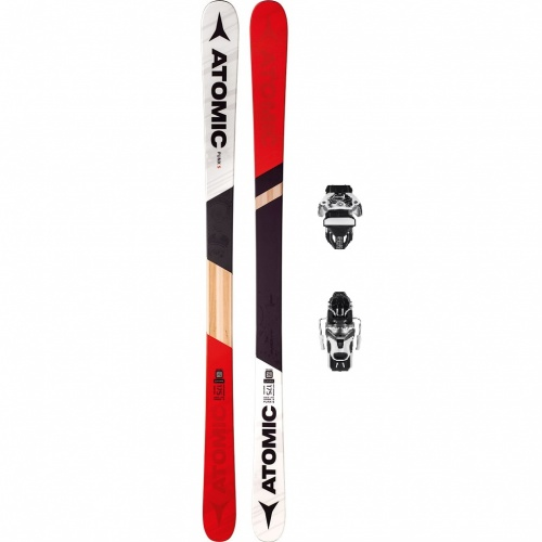 Ski - Atomic PUNX FIVE + WARDEN 11 DT | ski